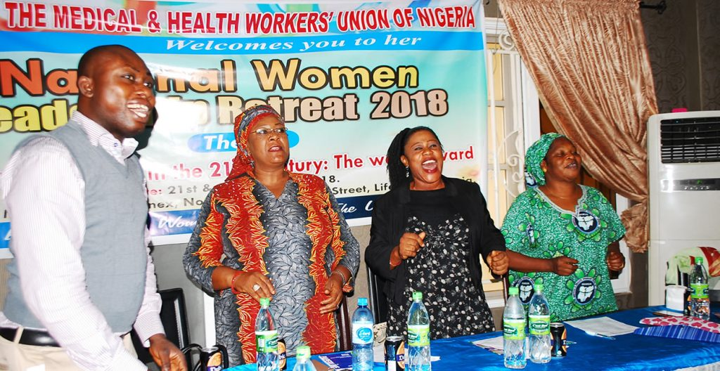 Medical and Health Workers' Union of Nigeria (MHWUN